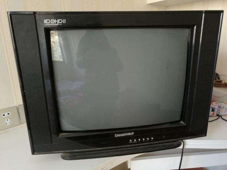 坏掉的旧电视机是什么垃圾