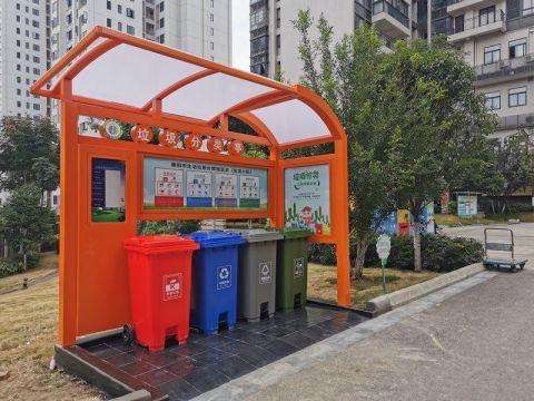 德阳市区垃圾分类现状