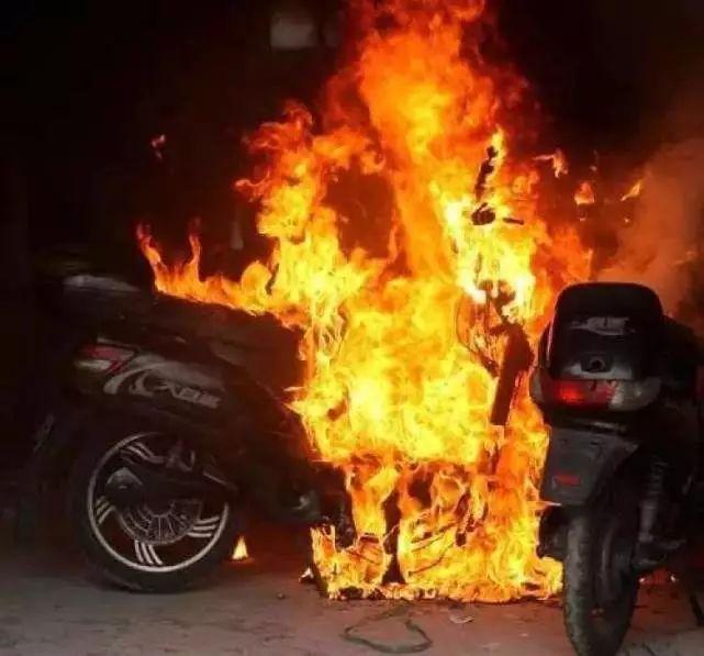 为什么电动车会起火,是什么原因导致的